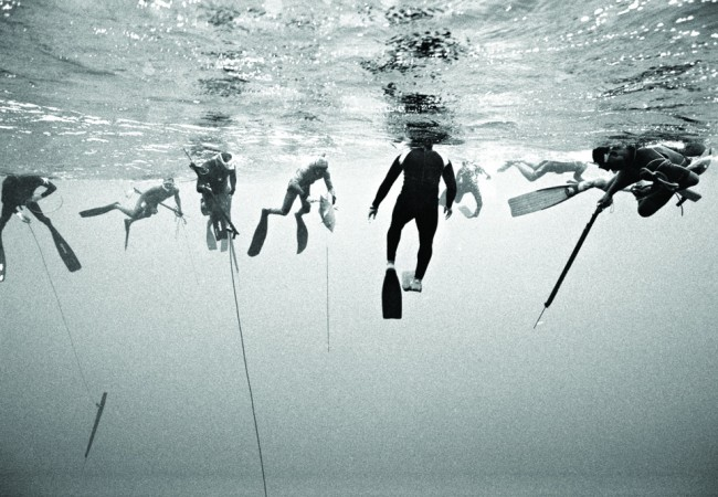 Free-diving : Interview with Kanoa Zimmerman